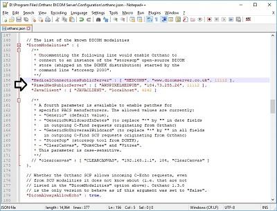 DICOM Basics - Orthanc DICOM Server for Testing | Saravanan