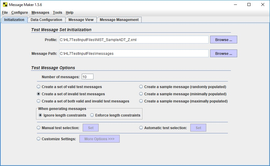 HL7 Programming using  NET - Additional Tools for HL7 Message